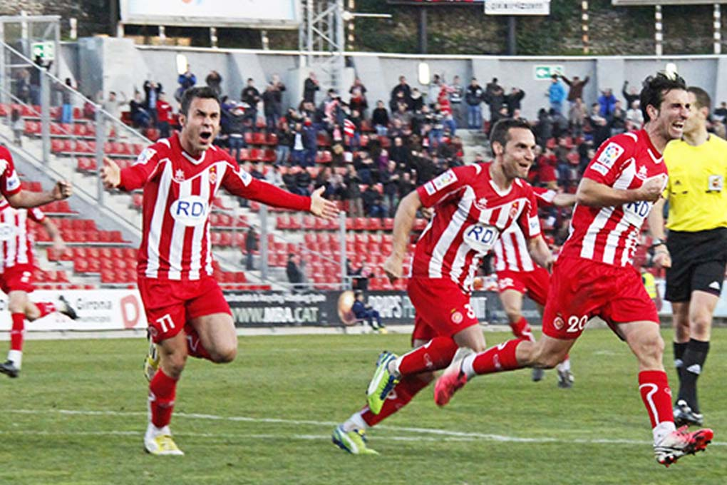 foto girona vs real madrid