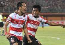 PS TNI Vs Madura United