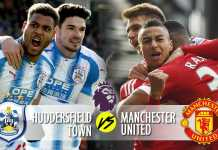 Highlight Video Huddersfield Town vs Manchester United