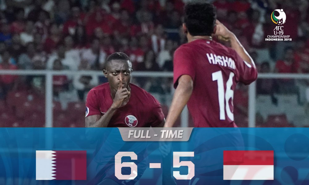 Qatar Vs Indonesia