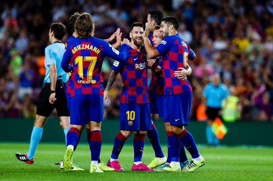 hasil pertandingan barcelona vs villarreal