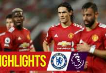 Highlights Manchester United Vs Chelsea: 0-0